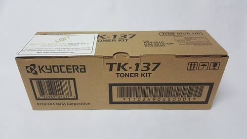Toner Kyocera KM-2810 Codigo TK-137 original