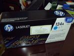Toner HP Q6001A Cyan para modelos HP 2600 y 2605 A colores