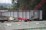 Fabricacion e Instalacion de Puente Vehicular Metalico