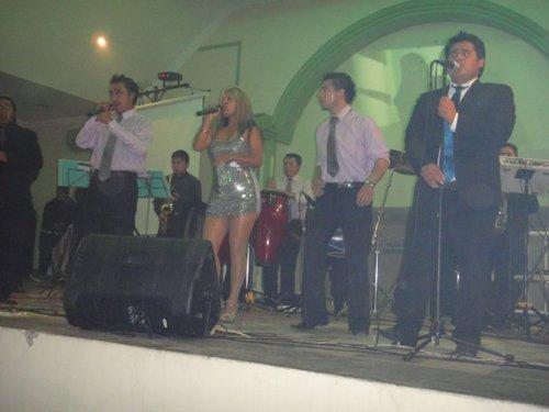 orquesta padrinos band