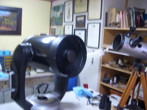 Mantenimiento y reparacion de telescopios