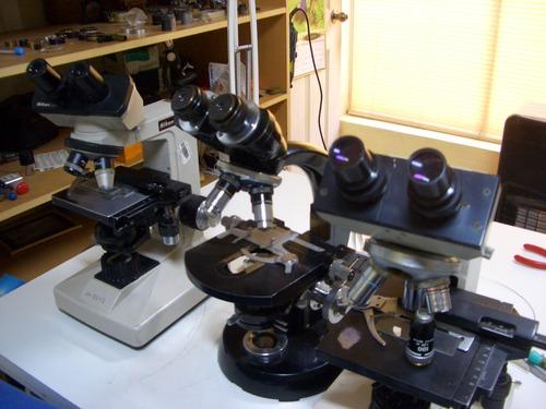 Reparacion de Microscopios