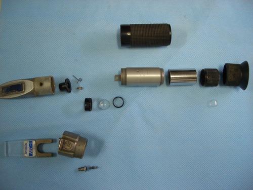 Reparacion de refractometros
