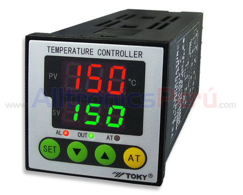 control digital de precision ( con termoculpa tipoj )