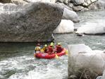 Cangrejal White Watewr Rafting in Honduras