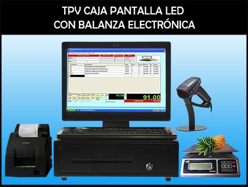 CAJAS COMPUTARIZADAS LCD NUEVOS PARA MINIMARKETS, BODEGA Y AFINES
