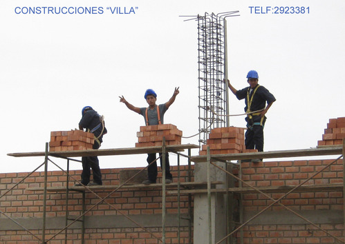 CONSTRUCCIONES Y SERVICIOS MULTIPLES VILLA