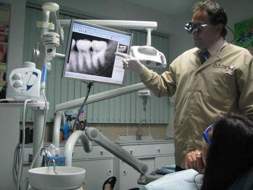RADIOGRAFIA DIGITAL DENTAL