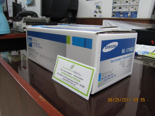 TONER SAMSUNG ML-1740-1710-ORIGINAL NEW SEALED BOX DELIVERY