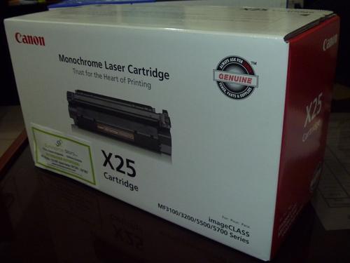 Toner Canon X25 original para MF-3200