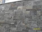 talamoye steen fachaleta 5, 10 en 20 cm. op de muur