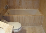 travertine veneer