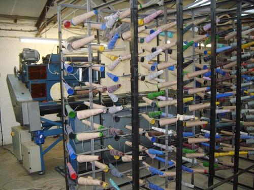 Herstellung Teppich Tuftingmaschinen
