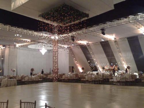 Alquiler de toldos, sillas, mesas y decoración para tu evento