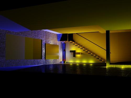 Interiorismo - Escalera