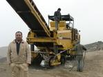 fresadoras de asfalto en a panamericana norte