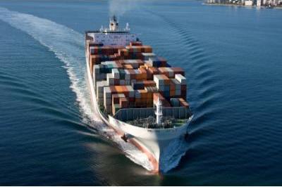 Carga Internacional vía Marítima