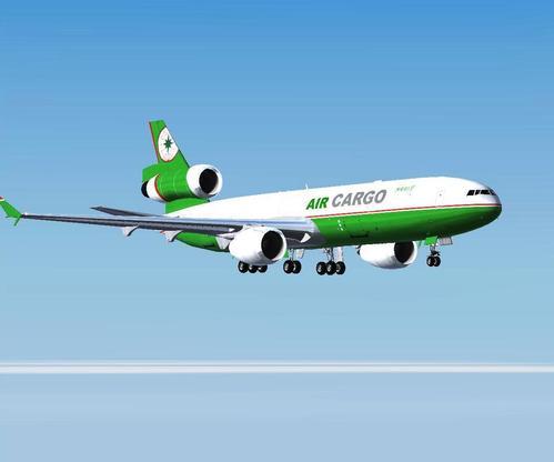 Carga Internacional vía Aérea