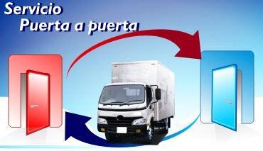 Servicio de Puerta a Puerta / Door to Door