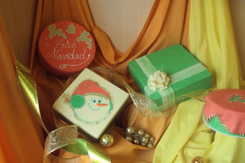 BUTTER CHRISTMAS PRODUCTS