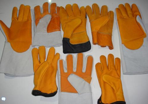 Guantes de cuero Industrial