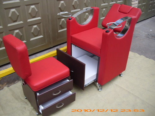 Mueble belleza jb ref super spa de pedicure y manicure for Sillas para pedicure