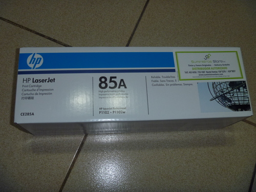 HP CE285A Toner for new original P1102/P1102W-free delivery