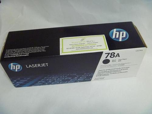 CE278A Toner for HP P1566-P1606 models, new original invoice