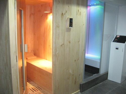 Cabinas personales para tratamientos en spa