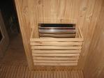 Calefactor electrico de sauna