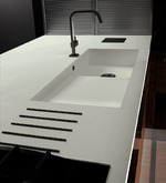 dupont corian kitchen made