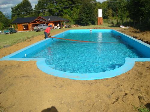 Pools Manufacturing