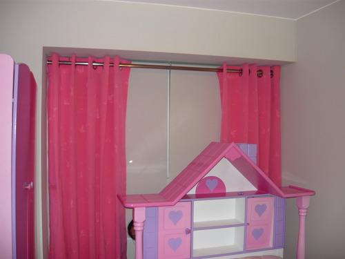 Roller y cortinas