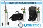 Equipos portatiles de oxigeno