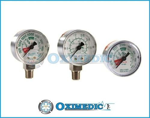 Sauerstoff-Manometer