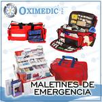 Maletines de emergencia