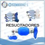 Manual resuscitator Ambu