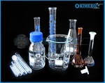 Materiales de vidrio para laboratorio