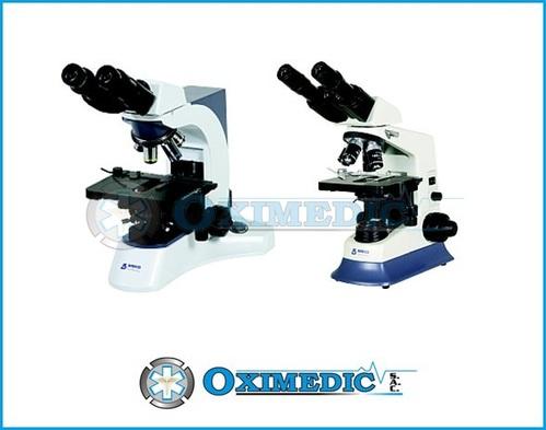 Microscopios binoculares