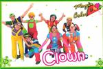 CHILDREN'S PARTIES AND COLOR MAGIC SHOW