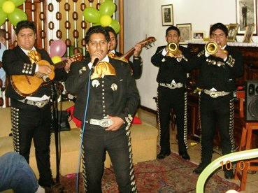 mariachis in Callao, Bellavista, carmen the league Pearl