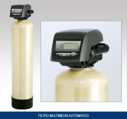 Filtros de sedimentos o multimedia automatico, manual