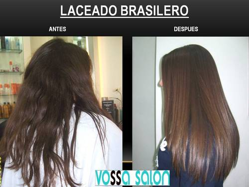 BRAZILIAN STRAIGHTENING TREATMENT OF KERATINA
