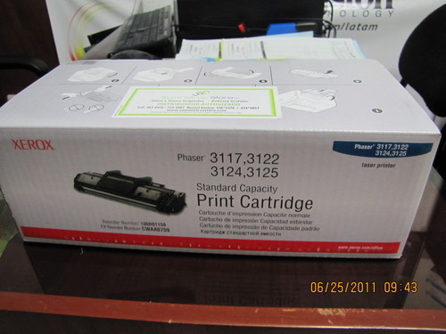 Toner Xerox 3117 original