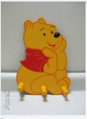 Perchero de Pooh