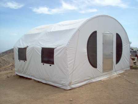 Carpa Térmica - Tipo Igloo