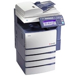 Toshiba Studio 218 c ( full color, duplex, printe, scanner)