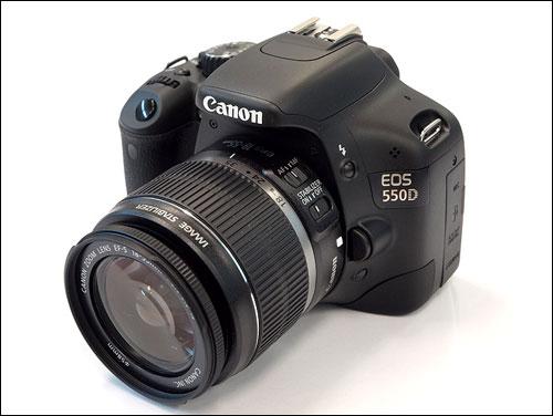 Camara Canon EOS