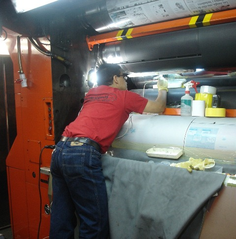 Rotary - Cylinder Repair