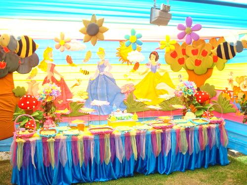 Las Fiestas Infantiles Princesitas